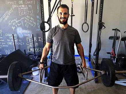Club Sweat: Dan, owner and head trainer