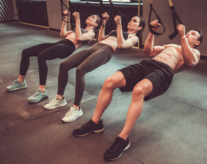 Club Sweat, Personal Training Coquitlam: Small Group Training
