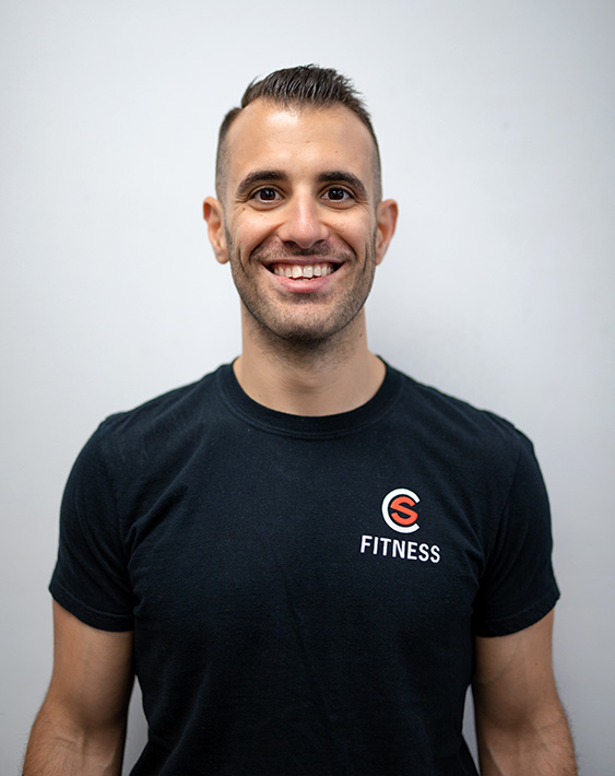 Dan: Owner and head coach at Club Sweat.